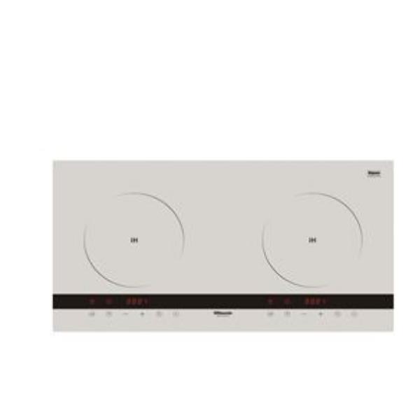 RASONIC 座檯/嵌入雙頭電磁爐 RIC-S211E