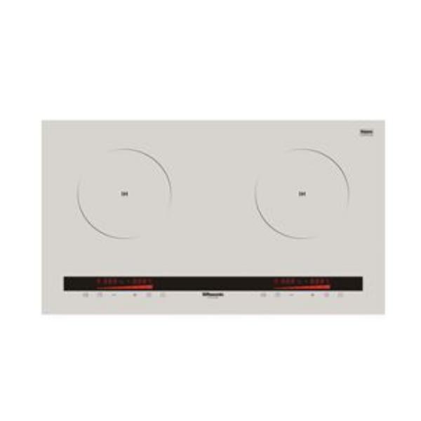 RASONIC 座檯/嵌入雙頭電磁爐 RIC-S228E