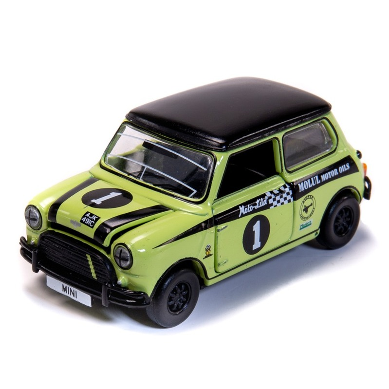 Tiny微影 Mini Cooper Racing #1