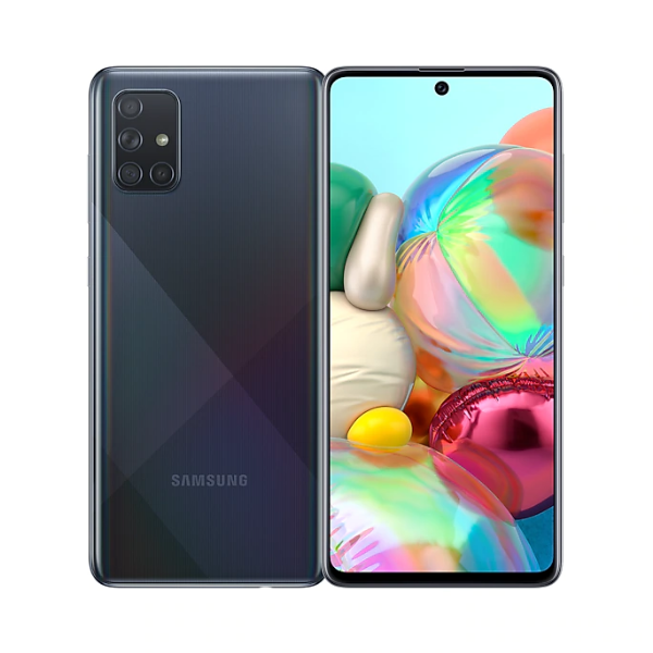SAMSUNG GALAXY A71 8+128GB 雙網通 稜鏡黑