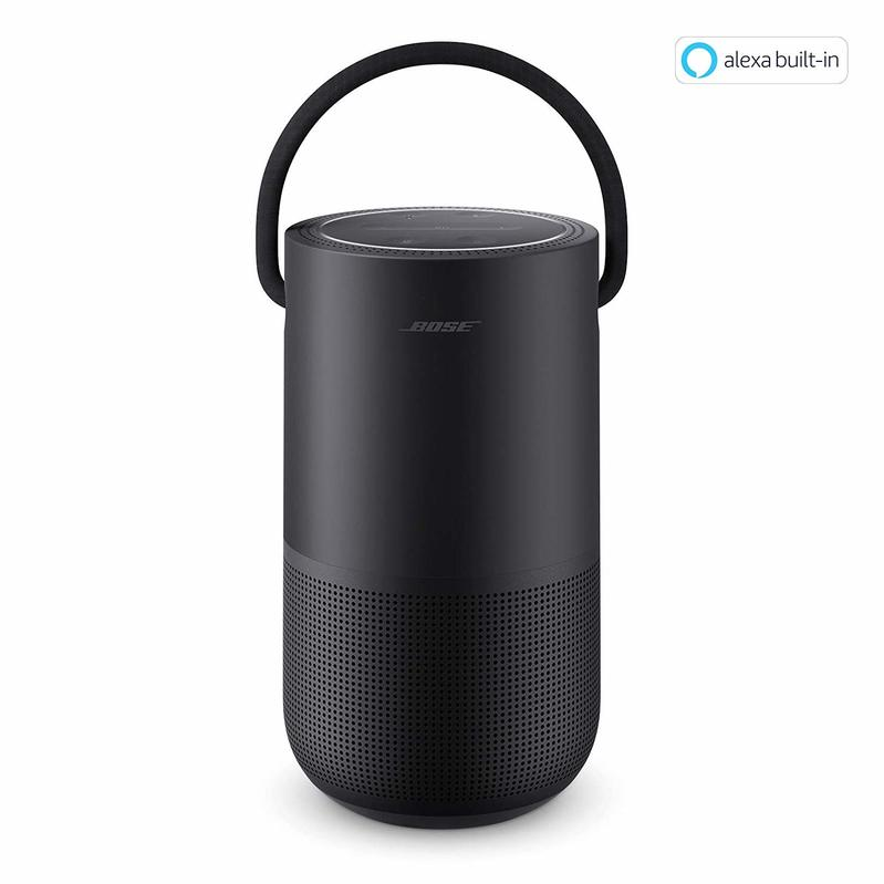 BOSE Portable Home Speaker Triple Black