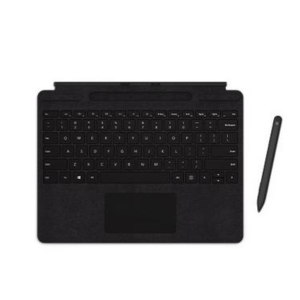 Microsoft SProX signature keyboard Slim pen blackEnglish