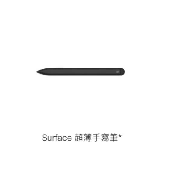 Microsoft Surface Slim pen /超薄手寫筆和充電器 black