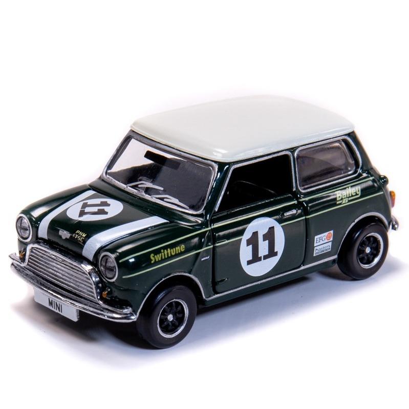 Tiny微影 Mini Cooper Racing #11