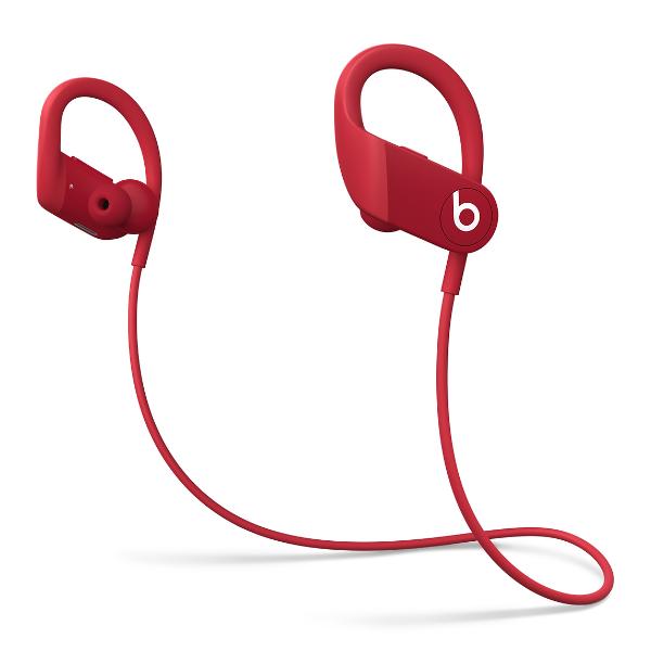 Beats Powerbeats High-Performance Wireless Earphones-Red