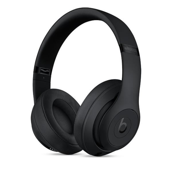 Beats Studio3 Wireless Over-Ear Headphones Matte Black