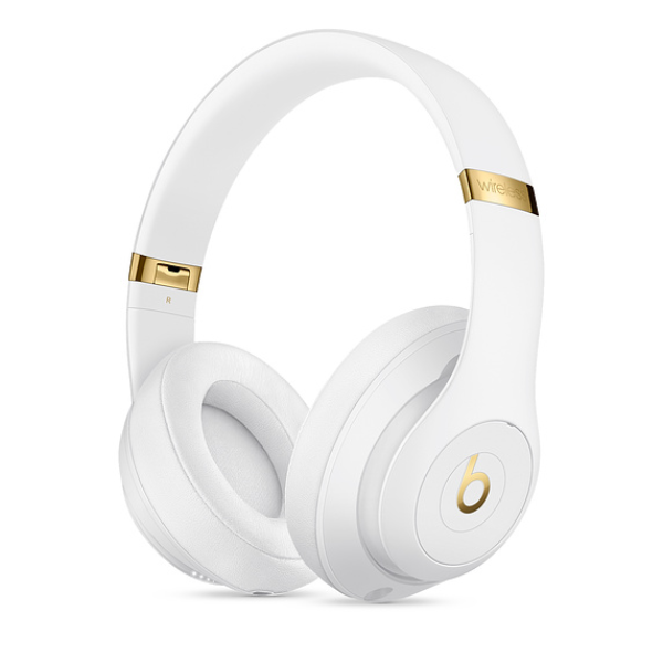 Beats Studio3 Wireless Over-Ear Headphones White