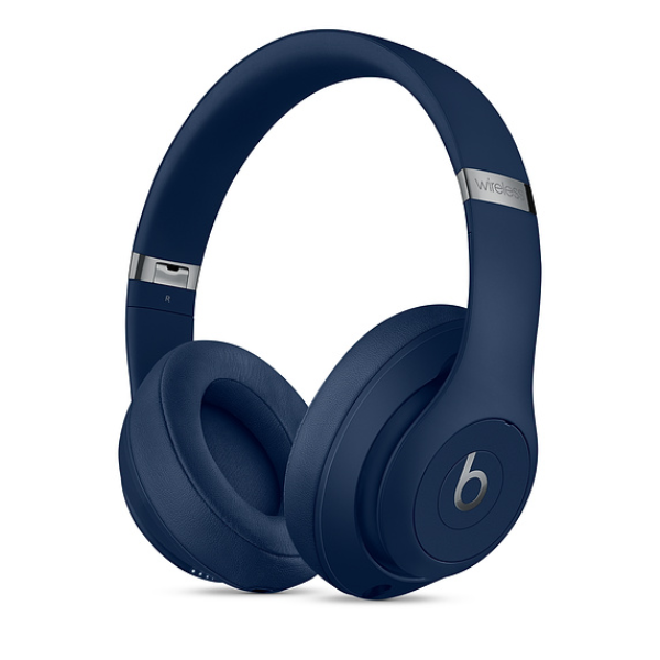 Beats Studio3 Wireless Over-Ear Headphones Blue