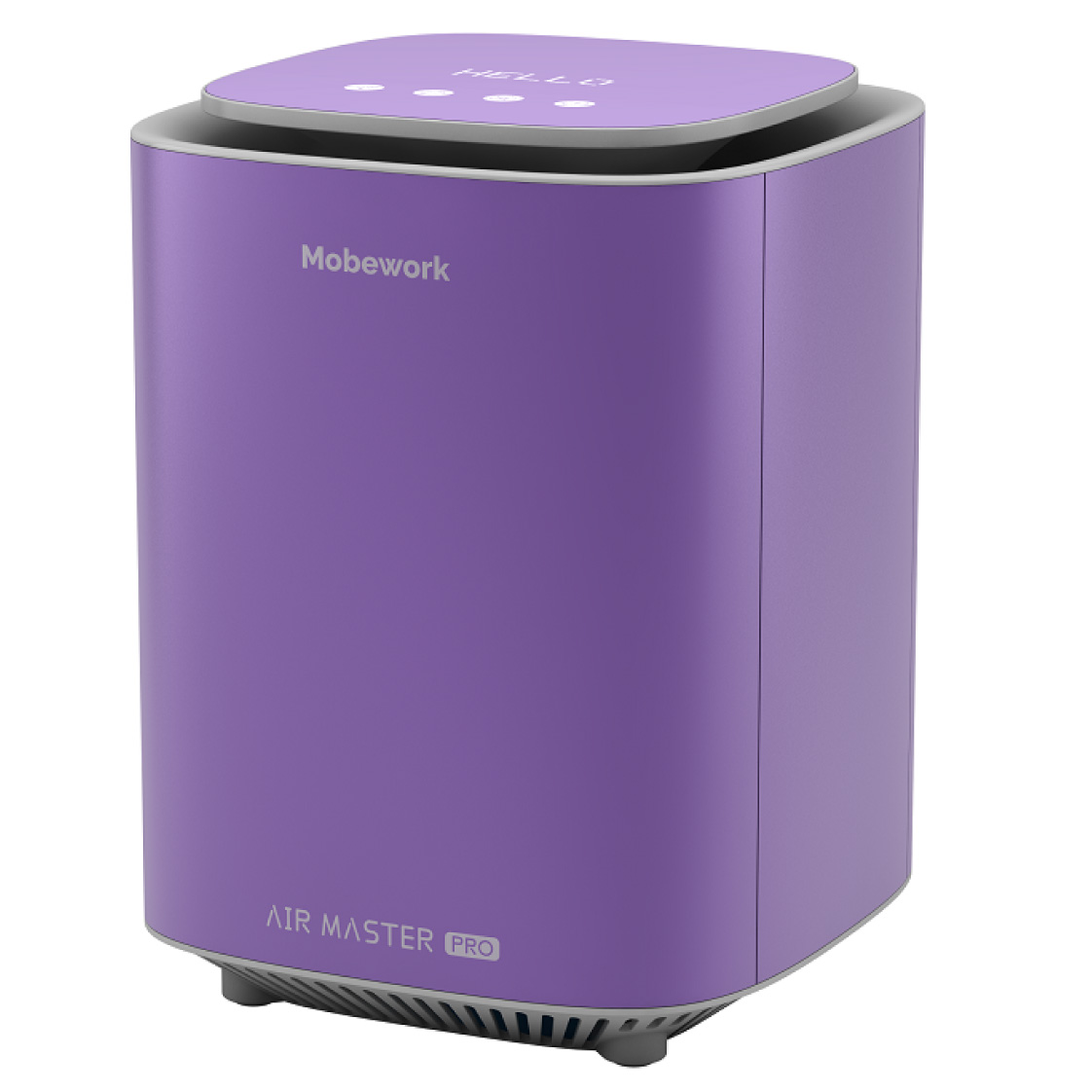 MOBEWORK 智能雷達空氣淨化機 紫PP
