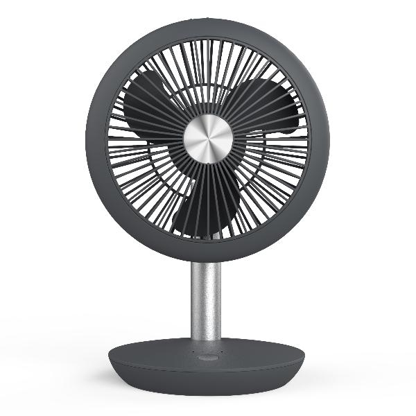 TURBO 充電式手提/座檯小風扇 TDF-H01