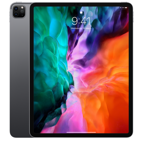 APPLE 12.9 iPad Pro Wi-Fi 512GB Space Grey