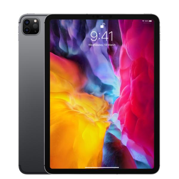 APPLE 11 iPad Pro Wi-Fi+4G 256GB Space Grey