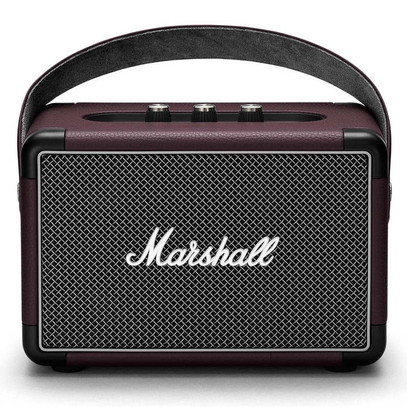 Marshall [i] Kilburn II Speaker Burgundy 喇叭