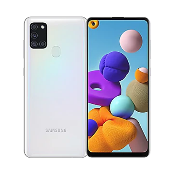 SAMSUNG GALAXY A21s 6+64GB 雙網 白色