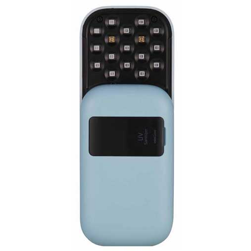 ESSGEE [i/換]便攜式UV紫外線殺菌機 003LB淺藍