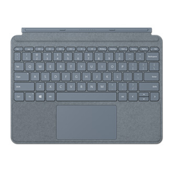 Microsoft Surface Go Cover Eng ice blue