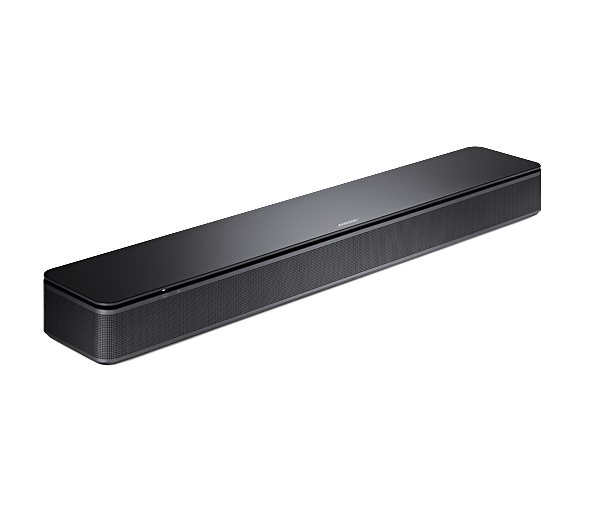 BOSE TV SPEAKER BLACK