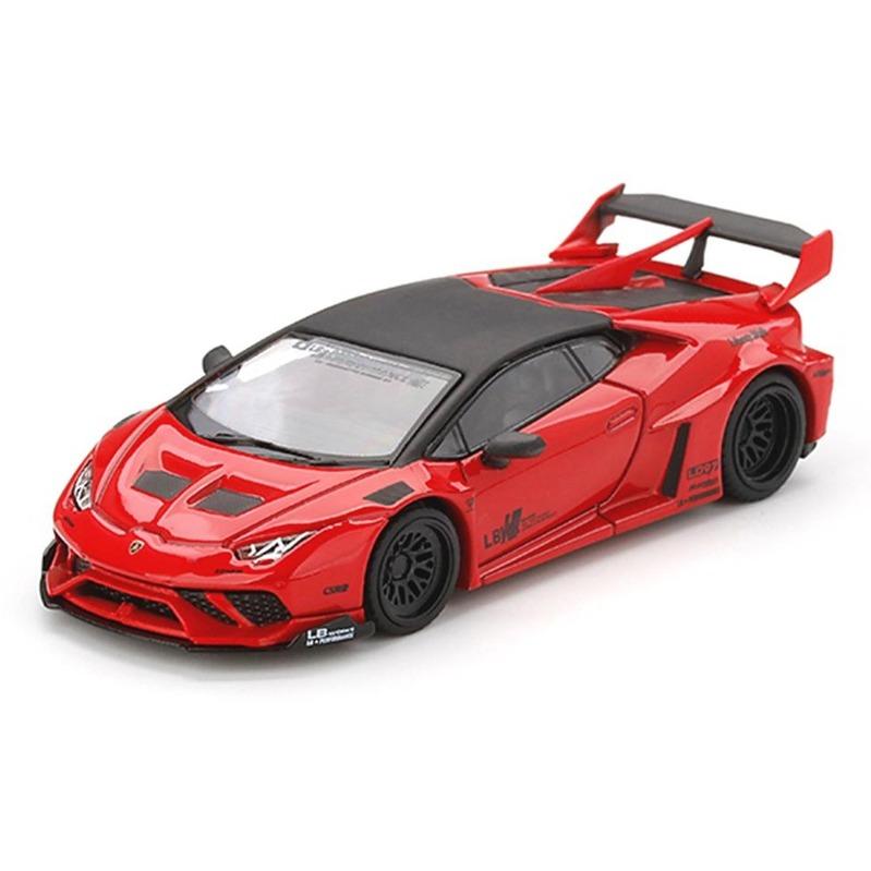 MINI GT LB*WORKS Lamborghini Huracan GT [RHD] Rosso Mars