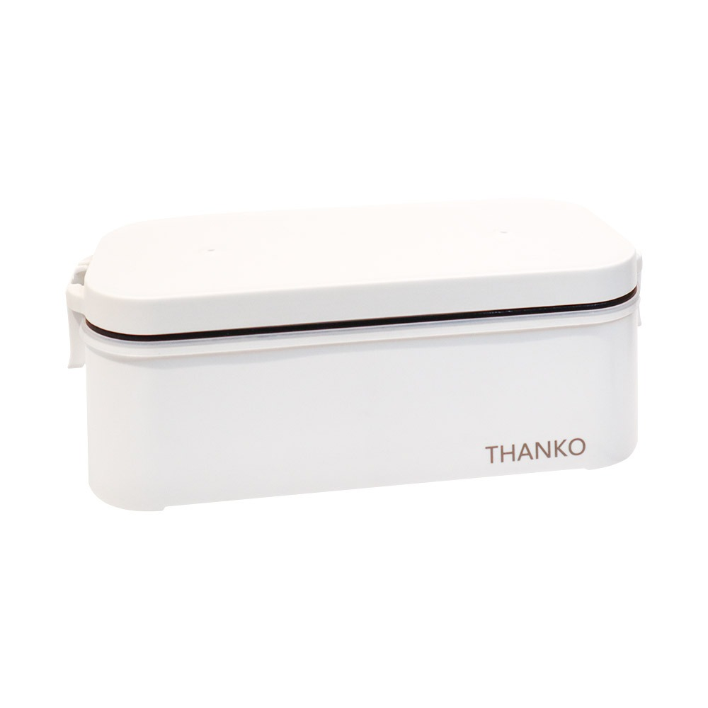 THANKO [換]便當型電鍋 TKFCLBRC-白色