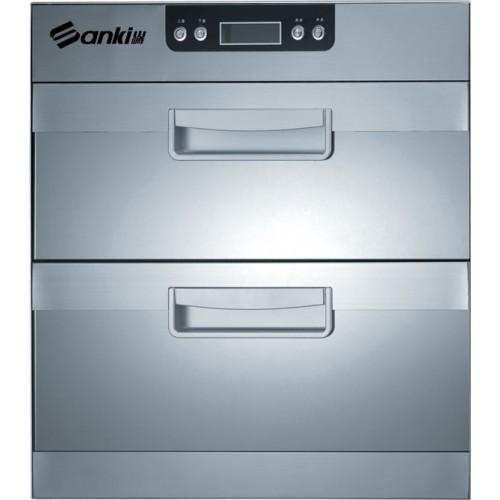 SANKI 90L嵌入式光波型消毒櫃 SK-LW100