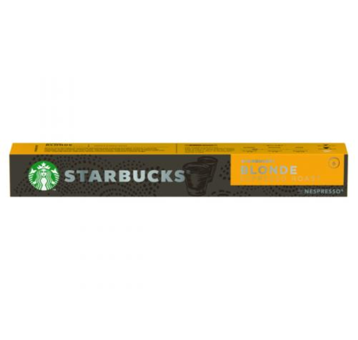 STARBUCKS 黃金特濃烘焙咖啡膠囊/小 BLONDE ESPRESSO ROAS