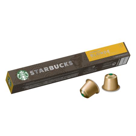 STARBUCKS 黃金特濃烘焙咖啡粉囊/小 BLONDE ESPRESSO ROAS