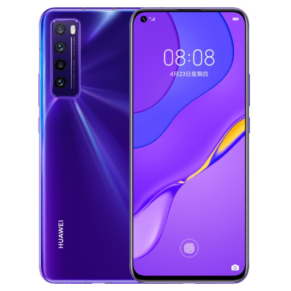 HAUWEI Nova 7  8+256GB 全網通/5G版 仲夏紫