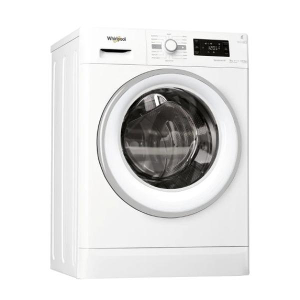 WHIRLPOOL 8KG纖薄型洗衣機 CFCR80221