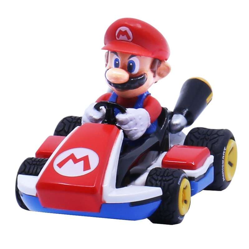 Carrera Nintendo Mario Kart 8 Mario