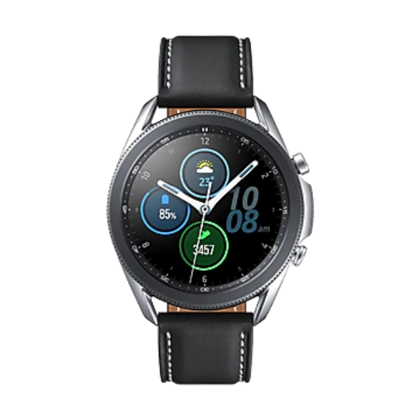 SAMSUNG GALAXY Watch 3 不銹鋼45mm  銀色/R840