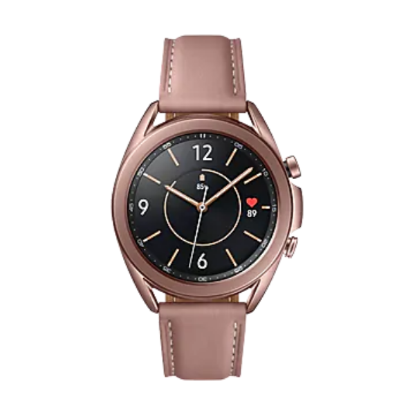 SAMSUNG GALAXY Watch 3 不銹鋼41mm  Bronze/R850