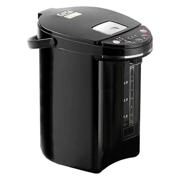 FAMOUS 4.3L電熱水瓶 FP-432B 黑色