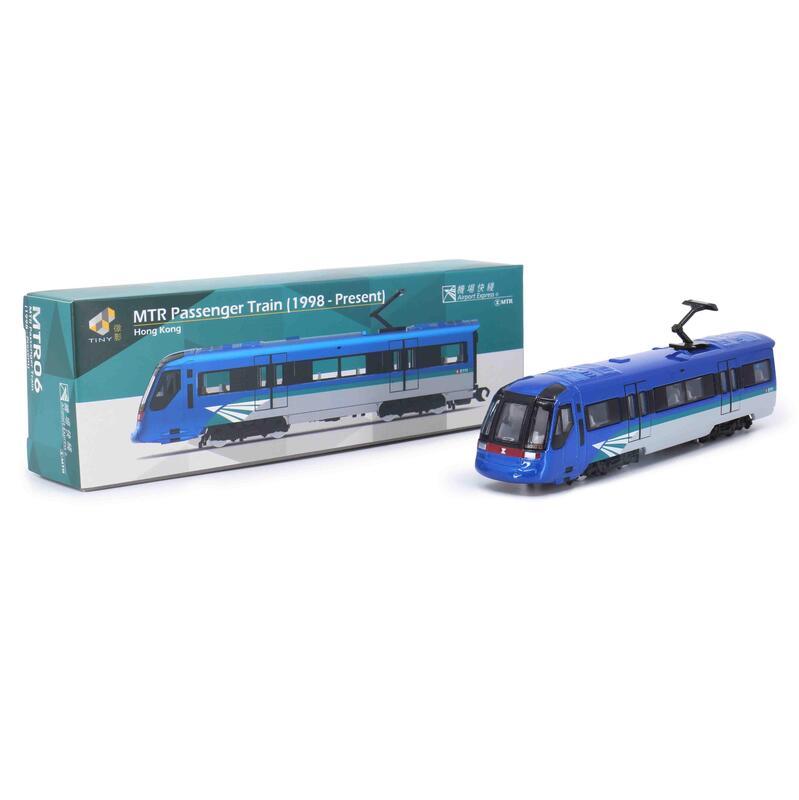 Tiny微影 MTR06 港鐵客運列車 - 機場快線