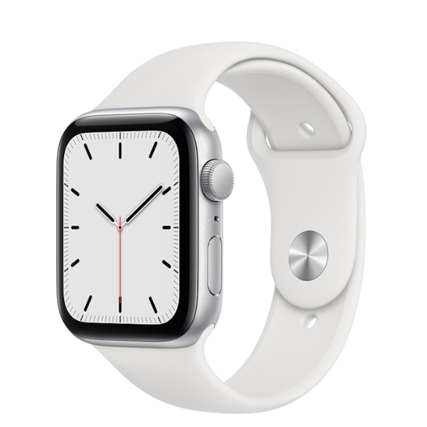 APPLE Watch SE GPS 40mm Silver/White Sport Band-Regular