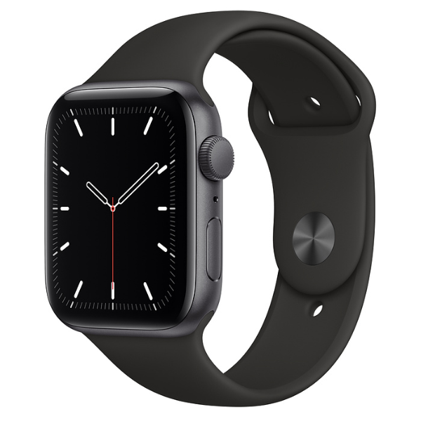 APPLE Watch SE GPS 44mm Space Grey/Black Sport Band