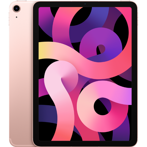 APPLE 10.9 iPad Air Wi-Fi+Cellular 64GB Rose Gold
