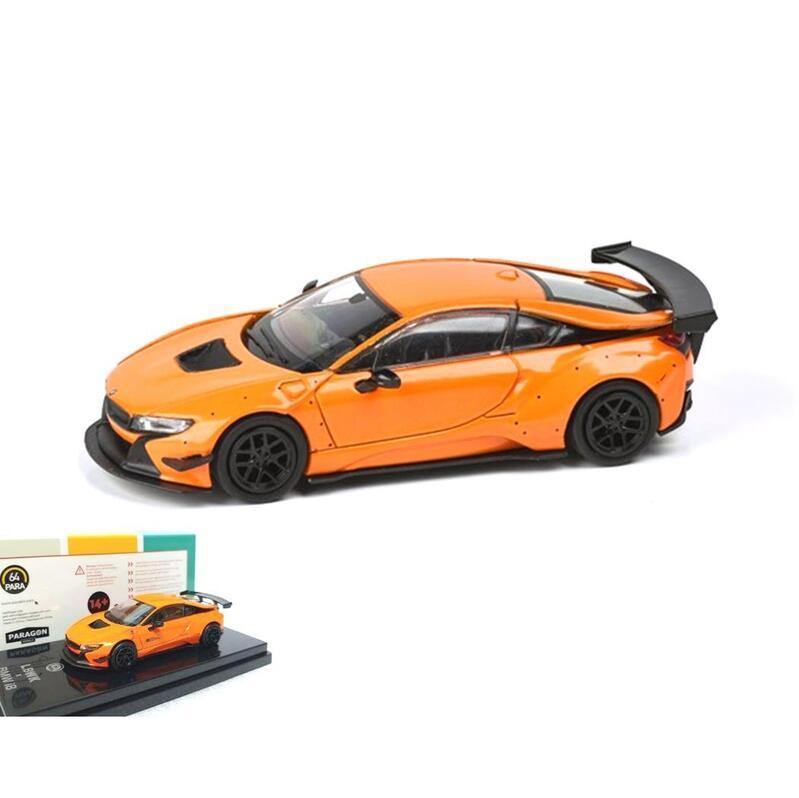 PARA64 Liberty Walk BMW i8 [LHD] Orange