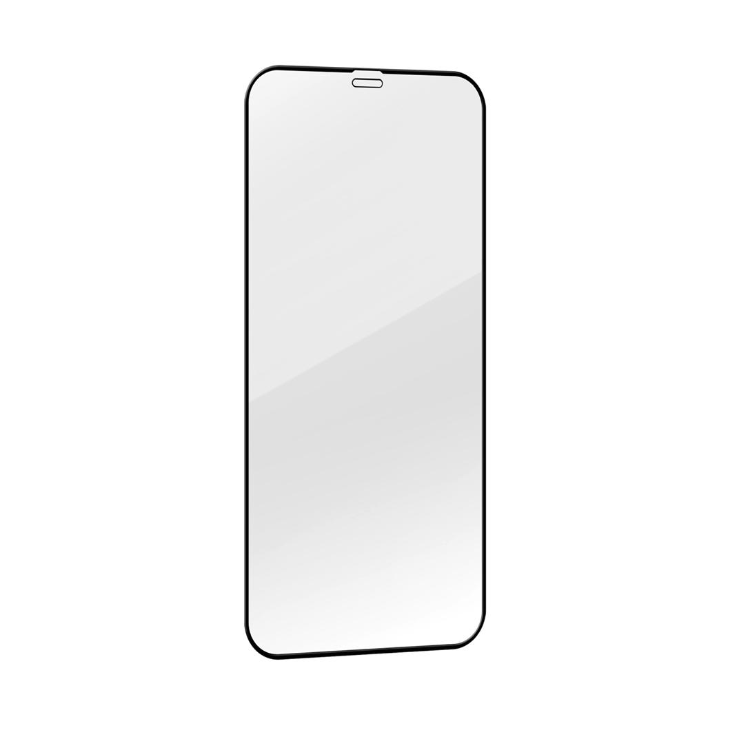 MOMAX iPhone 12 / 12 Pro 2.5D全屏抗菌玻璃貼