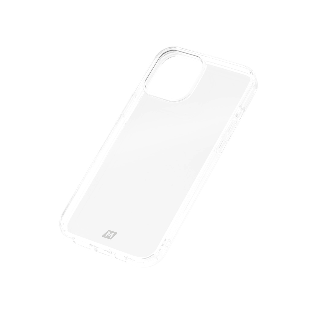 MOMAX [i]iPhone 12 mini Yolk Case 抗菌軟殼 全透明