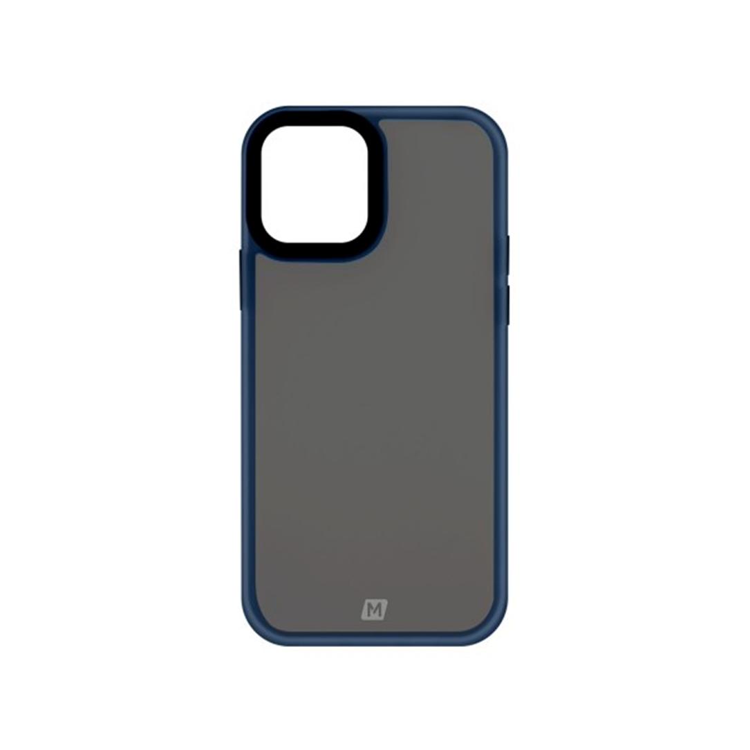 MOMAX iPhone 12 / 12 Pro Hybrid Case 藍