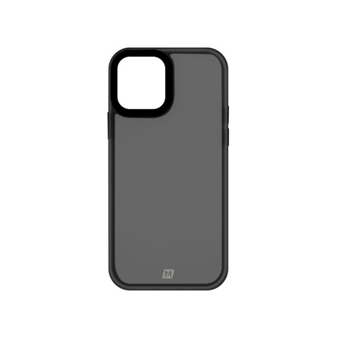 MOMAX iPhone 12 / 12 Pro Hybrid Case 黑
