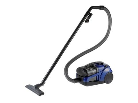 PANASONIC 1600W塵袋吸塵機 MC-CL571 藍