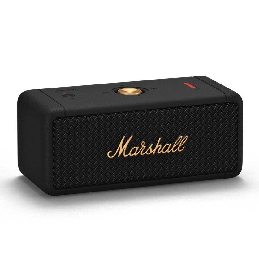 Marshall EMBERTON BT Speaker Black & Bress 喇叭