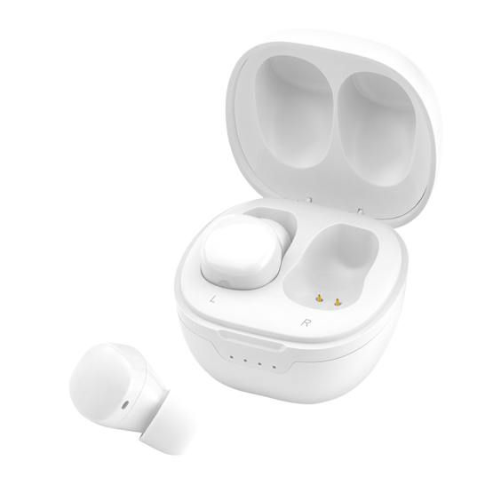 MOMAX PILLS mini 真無線藍牙耳機 白