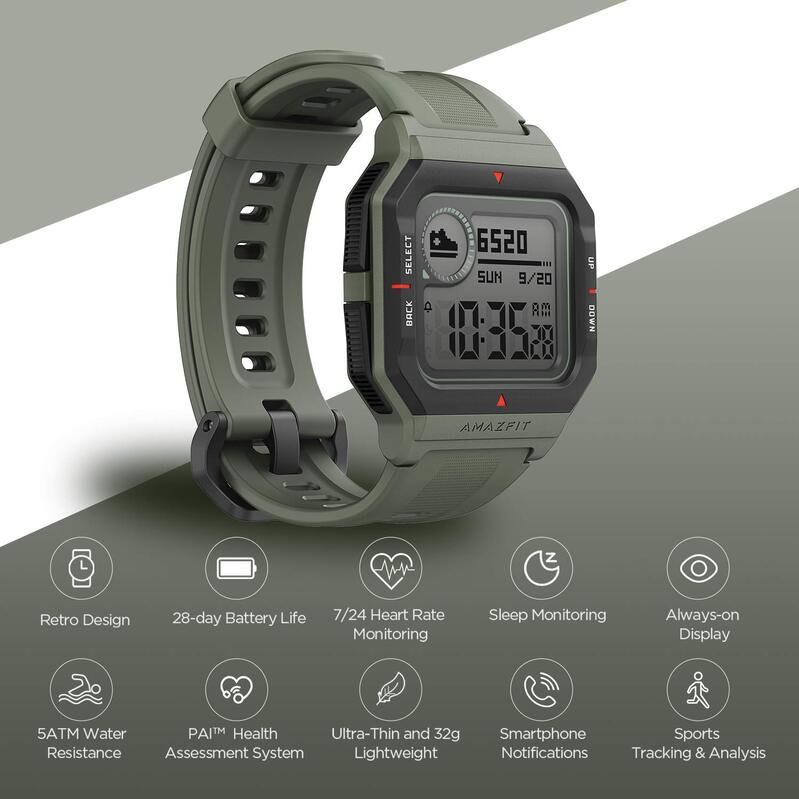 Amazfit Neo A2001 Green