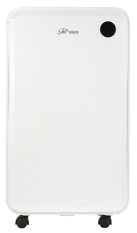 FAMOUS [4]12L可移動抽濕機 FDM-68 白色