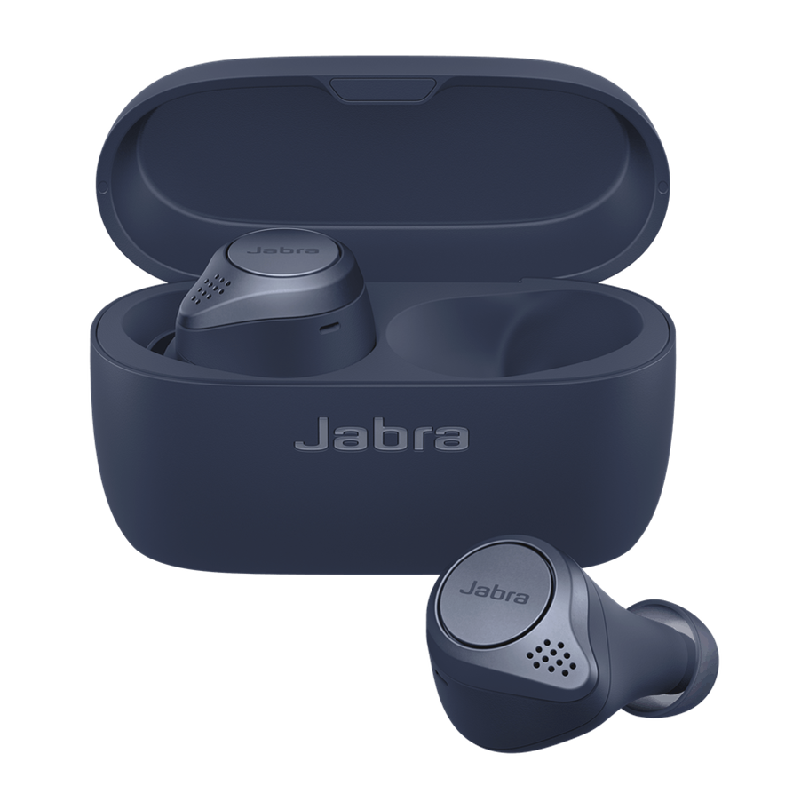 Jabra 藍牙耳筒 Elite Active 75t Navy 100-99091000-40
