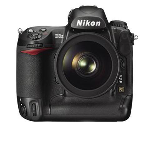 NIKON 數碼單反相機 D3X