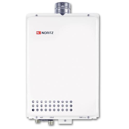 NORITZ 石油氣20L強排式熱水爐 GQ2037WSH1CN