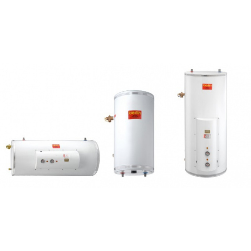 柏林 75L 3/4KW電熱水爐 HP-20 圓直/橫掛-三相